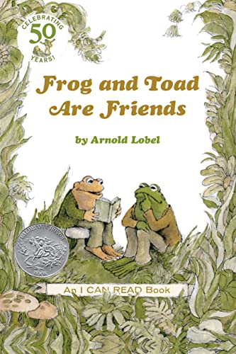 Frog and Toad are Friends Chapter Book by Arnold Lobel
