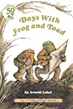 Book Cover: Frog and Toad by Arnold Lobel
