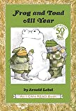 Frog and Toad All Year (I Can Read Books (Harper Paperback))