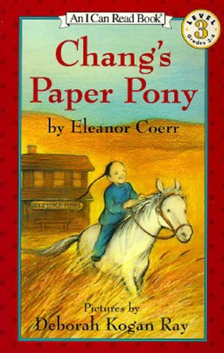 Chang's Paper Pony (I Can Read Book 3)