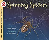 Spinning Spiders (Let's-Read-and-Find-Out Science 2) by Melvin Berger, S. D. Schindler (Illustrator) (Paperback)