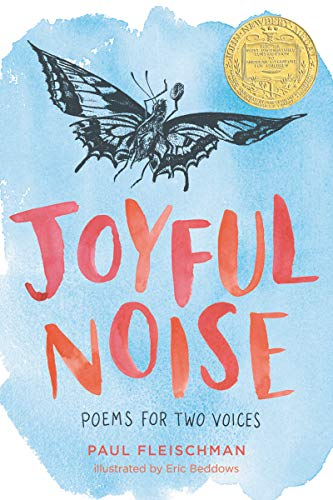 [Joyful Noise: Poems for Two Voices]