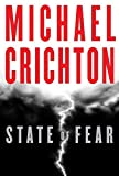 State Of Fear - book cover picture