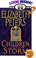 Children of the Storm by  Elizabeth Peters (Author) (Hardcover - April 2003)