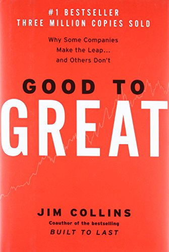 Good to Great; James Collins