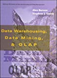 Data Warehousing, Data Mining, and OLAP (Data Warehousing/Data Management) - book cover picture