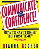 Buy Communicate With Confidence! from Amazon