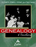 Genealogy Online - book cover picture