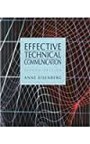 Effective Technical Communication - book cover picture
