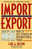 Import/Export: How to Get Started in International Trade - book cover picture