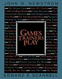Games Trainers Play (McGraw-Hill Training Series) - book cover picture