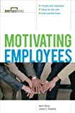 Motivating Employees - book cover picture