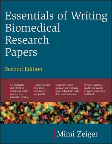 Need help writing research papers biomedical engineering