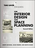 image of Time-Saver Standards for Interior Design and Space Planning