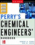 Perry's Chemical Engineers' Handbook on CD-ROM (LAN Version)