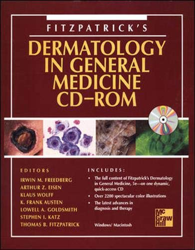 Fitzpatrick's Dermatology in General Medicine CD-ROM