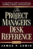 The Project Manager's Desk Reference - book cover picture