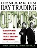 DeMark On Day Trading Options - book cover picture