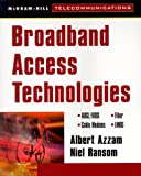 Broadband Access Technologies - book cover picture