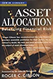 Asset Allocation: Balancing Financial Risk - book cover picture
