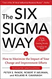 Book Cover: The Six Sigma Way by Roland R. Cavanagh