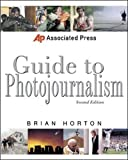 Associated Press Guide to Photojournalism (Associated Press Handbooks) - book cover picture