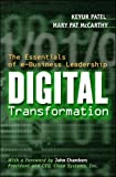 Digital Transformation: The Essentials of e-Business Leadership - book cover picture