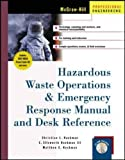 Hazardous Waste Operations & Emergency Response Manual and Desk Reference - book cover picture