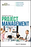 Project Management (Briefcase Books)
