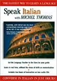 Speak Italian With Michel Thomas (Speak... with Michel Thomas) - book cover picture