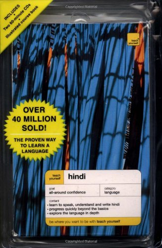 Teach Yourself Hindi Complete Course (book + CD pack)