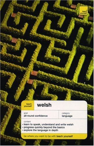 Teach Yourself Welsh Complete Course Audiopackage