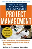 Buy The McGraw-Hill 36-Hour Project Management Course from Amazon