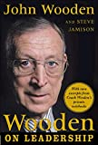 Book Cover: Wooden On Leadership by John Wooden
