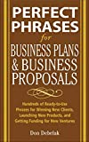 Buy Perfect Phrases for Business Proposals and Business Plans from Amazon