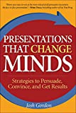 Buy Presentations that Change Minds from Amazon