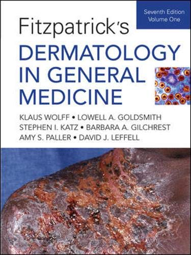 Fitzpatrick's Dermatology in General Medicine (2 Volumes)