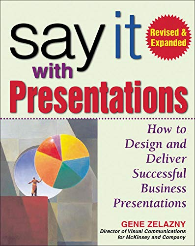 Say It with Presentations, Second Edition, Revised & Expanded: How to Design and Deliver Successful Business Presentations
