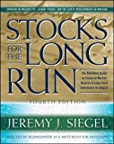 Book Cover: Stocks For The Long Run by Jeremy Siegel