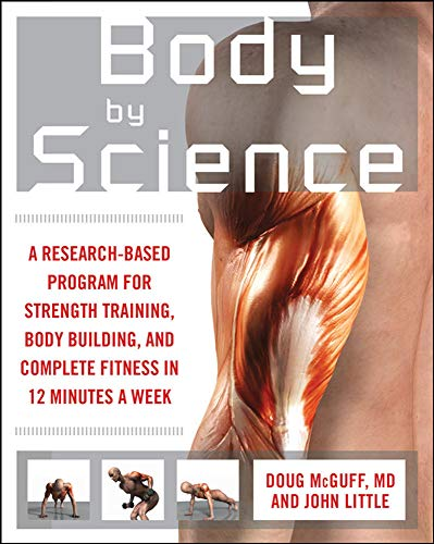 Body by Science Book Cover Picture