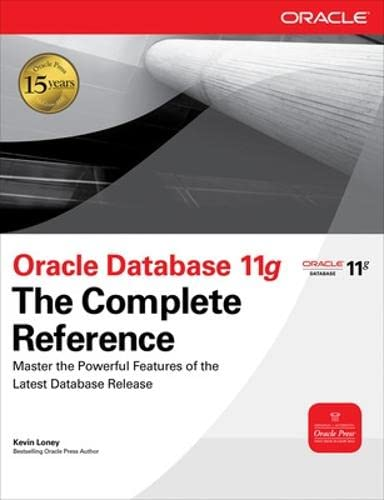 Oracle Database 11g Tutorial Pdf