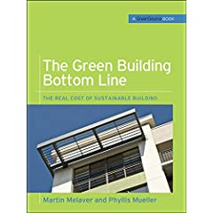 Cover Photo: The Green Building Bottom Line