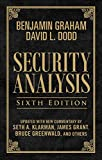 Book Cover: Security Analysis by David Dodd