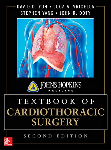 JOHNS HOPKINS MANUAL OF CARDIOTHORACIC SURGERY, 2ED