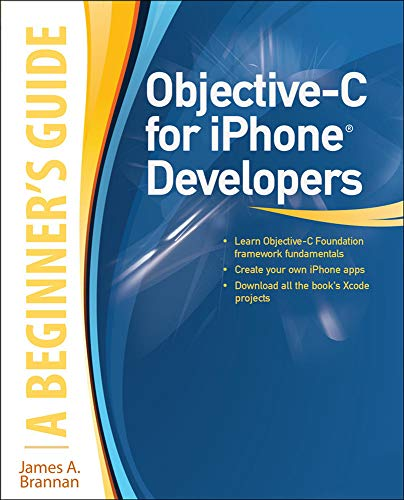 Pdf Objective C For Iphone Developers A Beginner S Guide Free