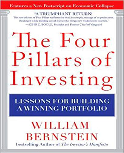 The Four Pillars of Investing Book Cover Picture