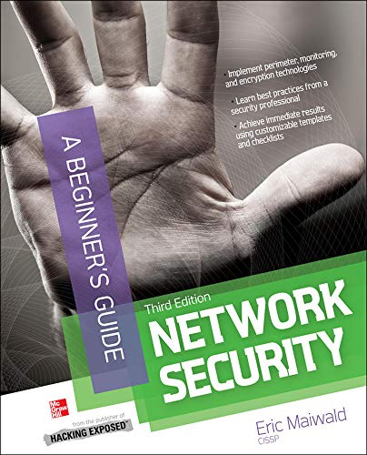 Network Security A Beginner's Guide, Third Edition - Eric Maiwald