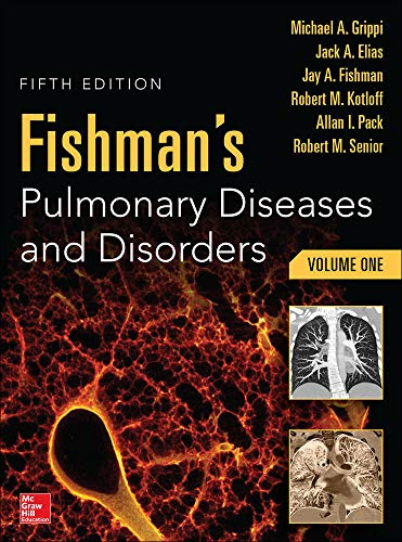 FISHMAN'S PULMONARY DISEASES AND DISORDERS, 2 VOLS, 5ED