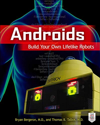 PDF Androids Build Your Own Lifelike Robots Tab