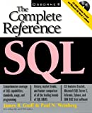 SQL, the complete reference